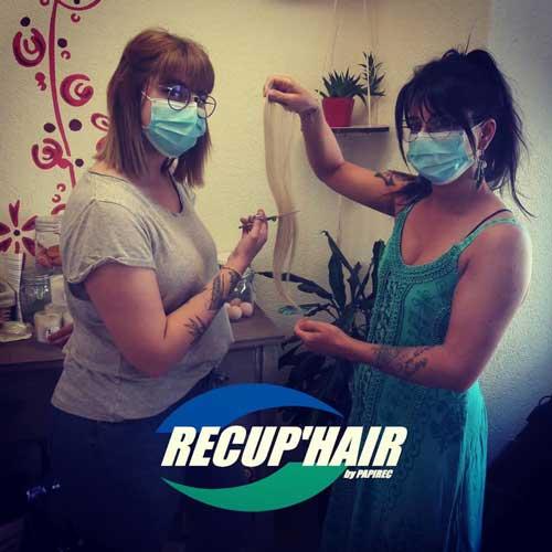 Recup'Hair Partner Salon: Vorteile für Schweizer Coiffeure